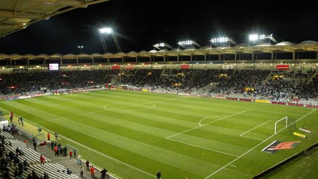 FOOTBALL STADIUM Ligue 1 Toulouse Stadium