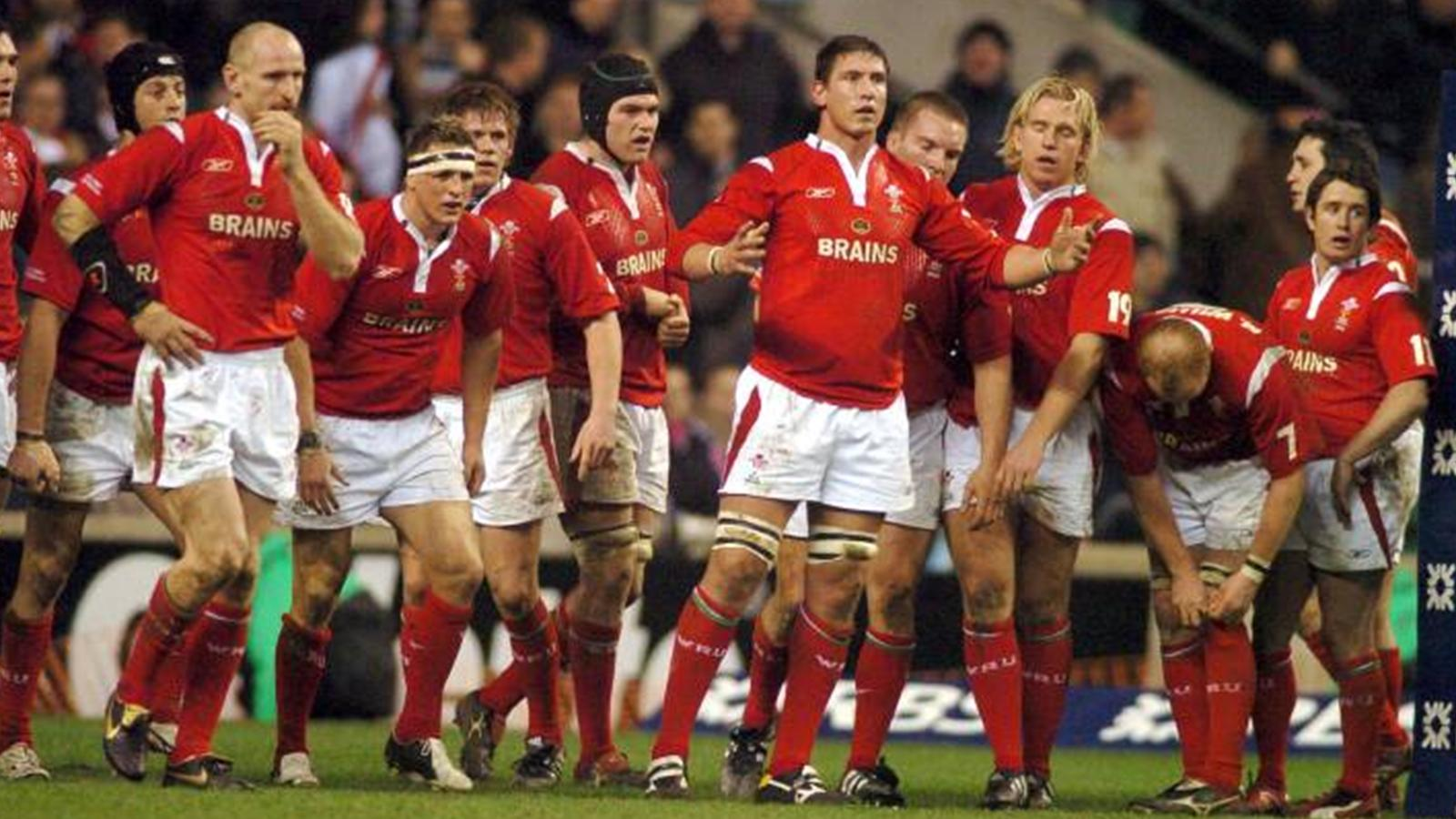 Wales drop charvis six nations 2006 rugby eurosport uk - Rugby six nations results table ...
