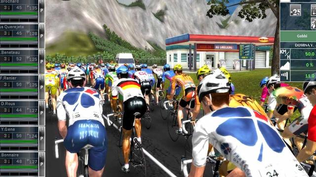 Grand Jeu SMS Pro Cycling Manager