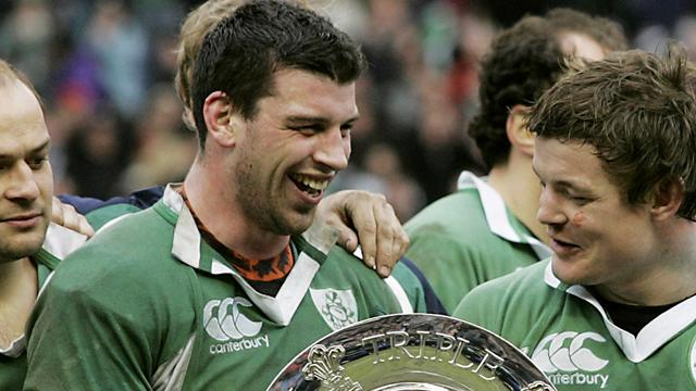 Leamy forced to retire - Rugby - RaboDirect Pro12