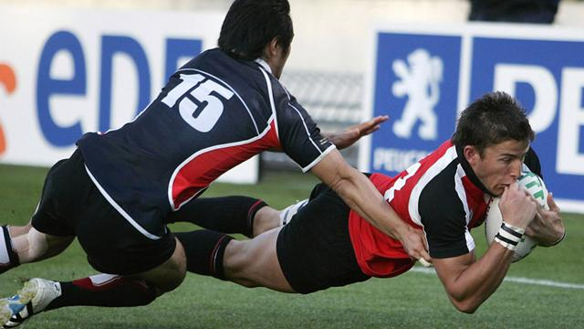 Le Canada gagne son ticket - Rugby - Test-matchs