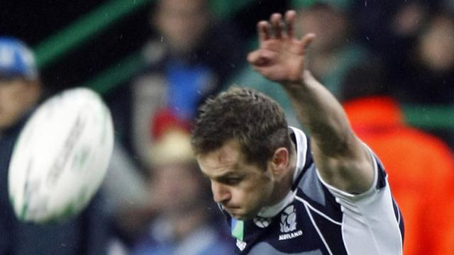 Paterson, retour en 10 - Rugby - 6 Nations