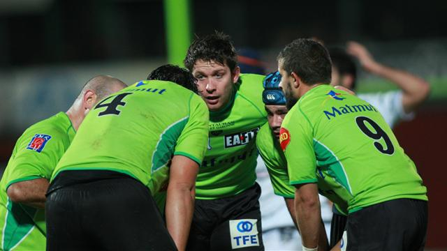Montauban reste au contact - Rugby - Top 14
