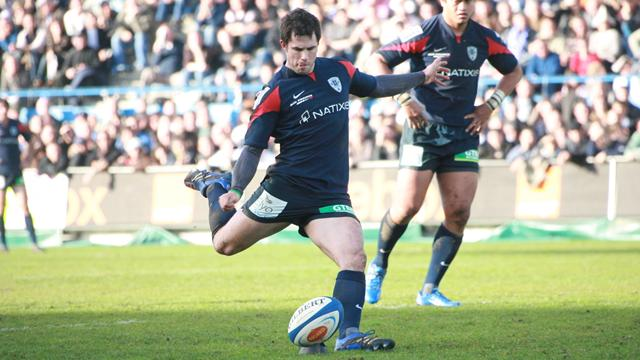 Le Racing reprend la main - Rugby - Pro D2
