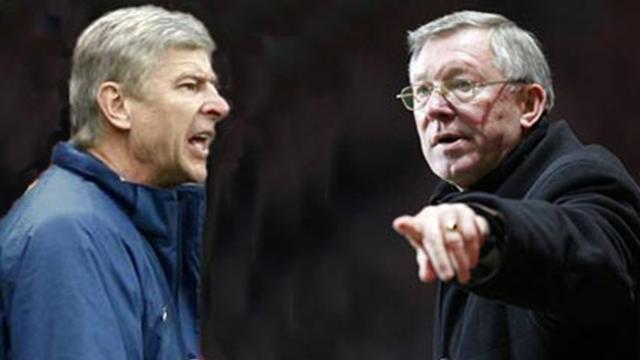Sir Alex hyllar Wenger - Fotboll - Premier League