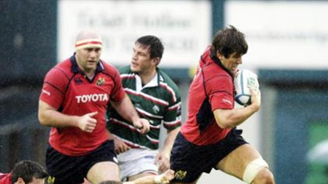 Munster: Quelles armes? - Rugby - Coupe d'Europe