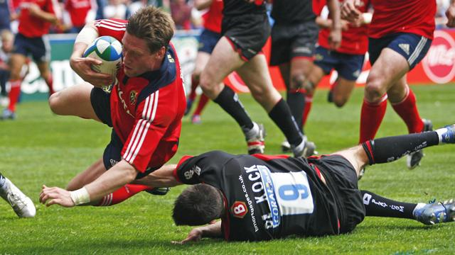 Ce sera le Munster - Rugby - Coupe d'Europe