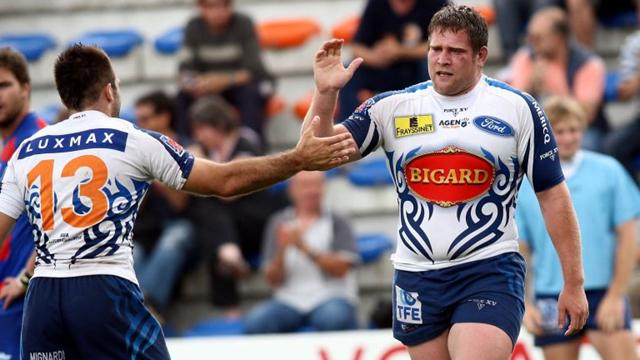 Un point qui change tout - Rugby - Pro D2