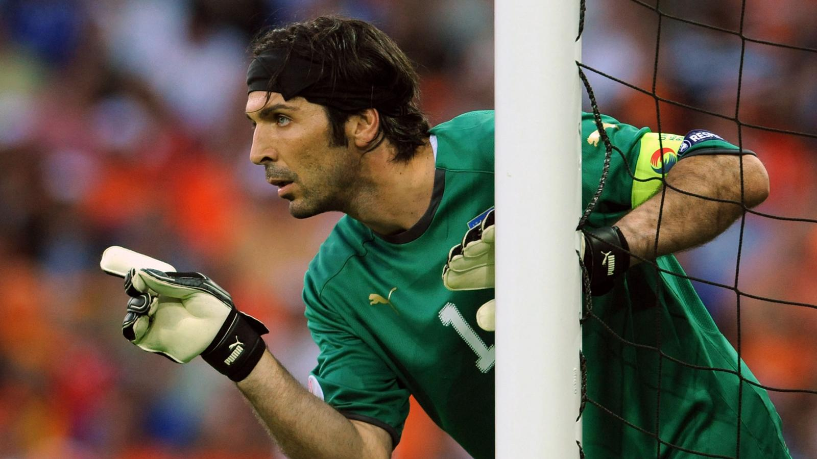 Football Euro 2008 Pays Bas Italie Buffon