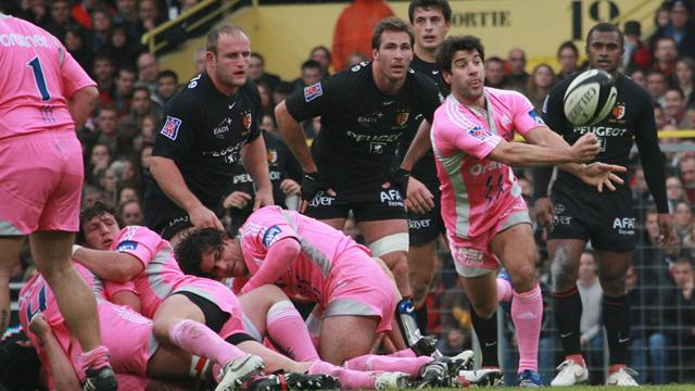 Les demies Toulouse-Paris - Rugby - Top 14