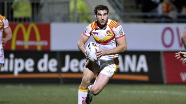Les Dragons en force - Rugby - Rugby à XIII
