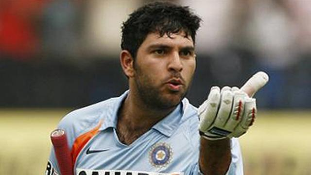 Cancer survivor Yuvraj in World Cup squad