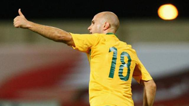 Bresciano returns - Football - World Cup