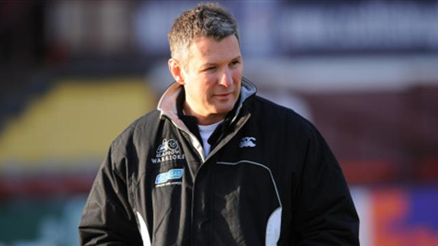 Nathan makes Glasgow move - Rugby - Magners League