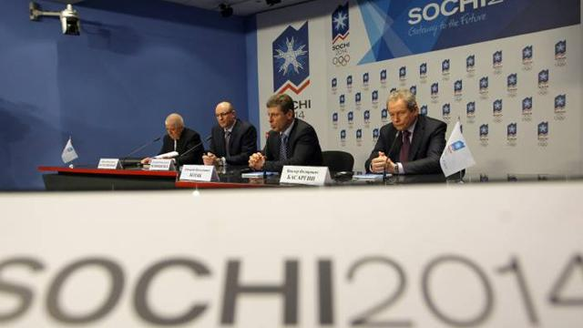 Russia 'foiled Sochi plot' - Alpine Skiing