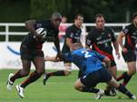 Provale temporise - Rugby - Top 14