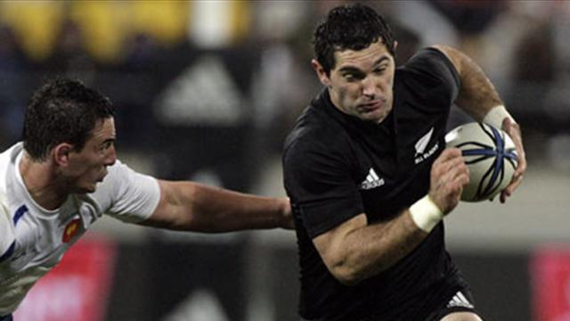 Donald, Gear join All Blacks squad