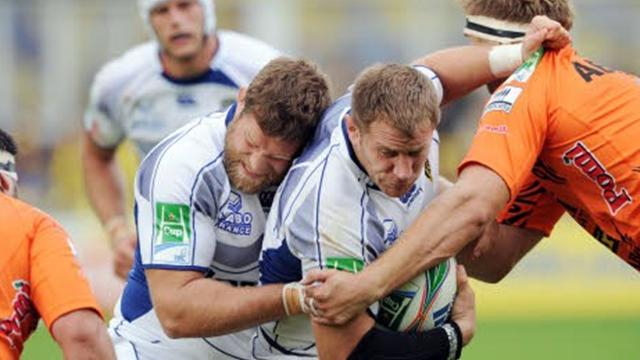 Clermont sur la fin - Rugby - Coupe d'Europe