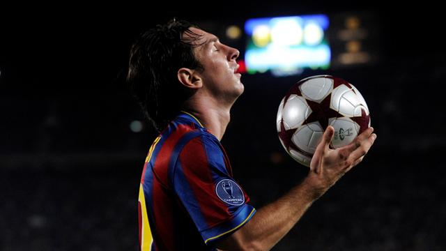 Messi vann Ballon d'Or - Fotboll - La Liga