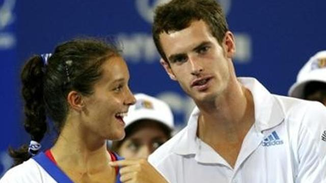 Murray and Robson seeded - Tennis