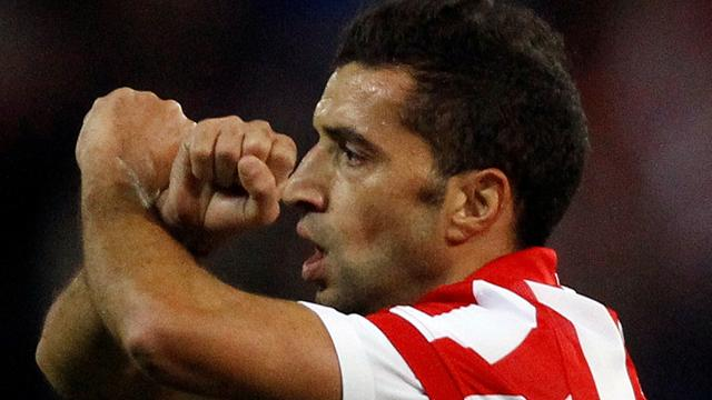 Simao thanks Atletico fans after exit