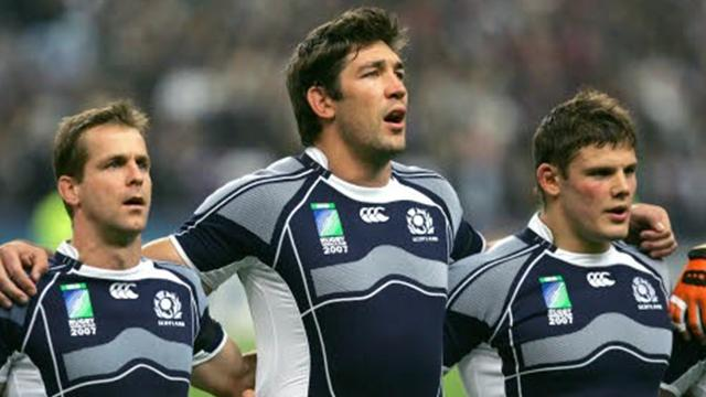 Paterson de retour - Rugby - 6 Nations