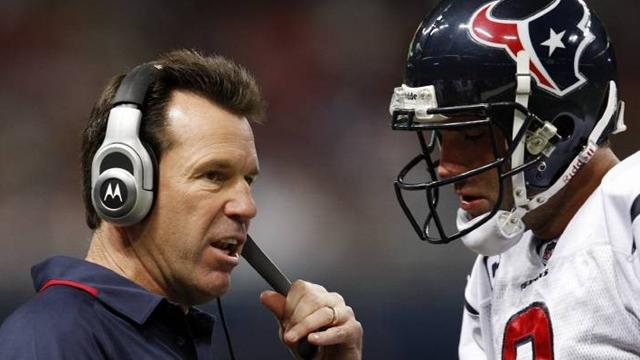 Texans extend coach Kubiak's contract
