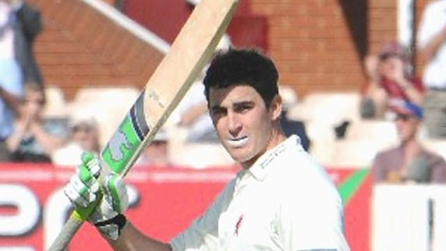 Kieswetter stars - Cricket - County