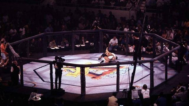 UFC closer to Macau - Mixed Martial Arts