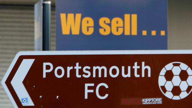 Pompey agree deal - Football - Championship