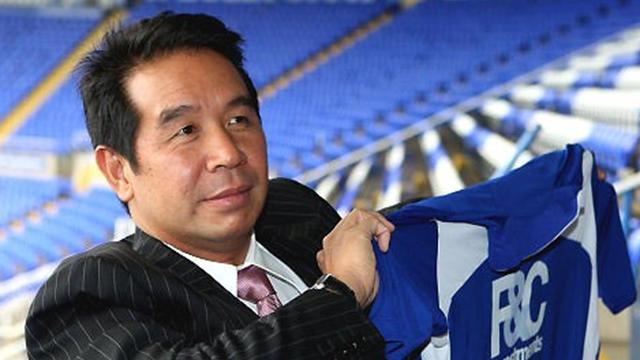 Yeung seeks to reassure Blues
