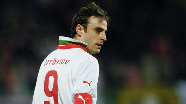 Berbatov won't end exile - Football - Euro 2012 qual.