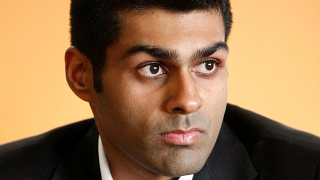 Chandhok hopeful of seat - Formula 1