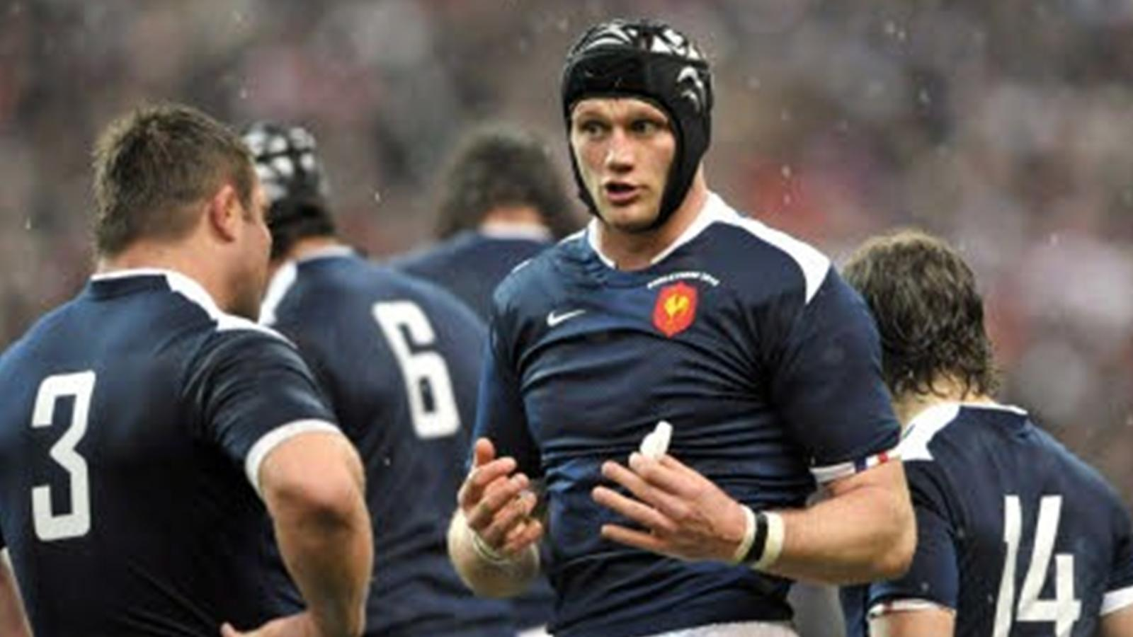Julien BONNAIRE France Angleterre 6 Nations 2010