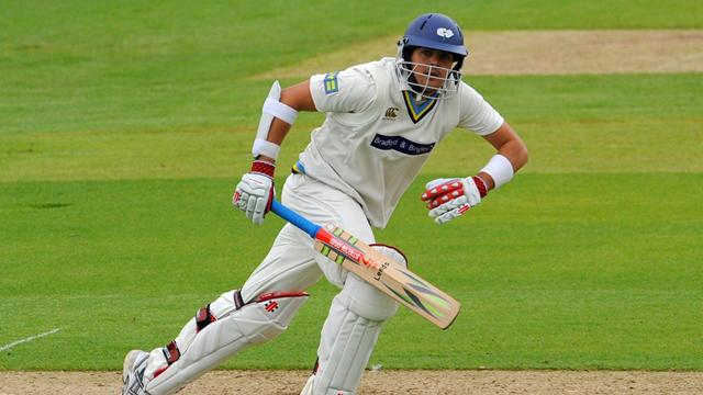 Rudolph leads Yorks - Cricket - County