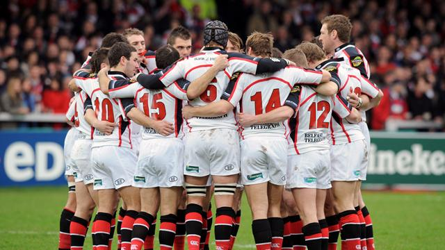 Ulster down Cardiff to go top