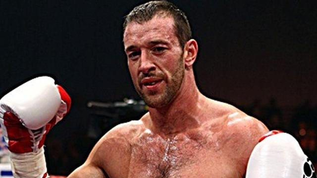 Maccarinelli banned  - Boxing