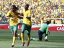 South Africa rout Thailand