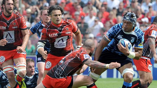 Toulon, le coup de blues