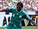 Kanu captains Nigeria