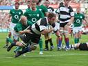Ireland beaten by Baa Baas