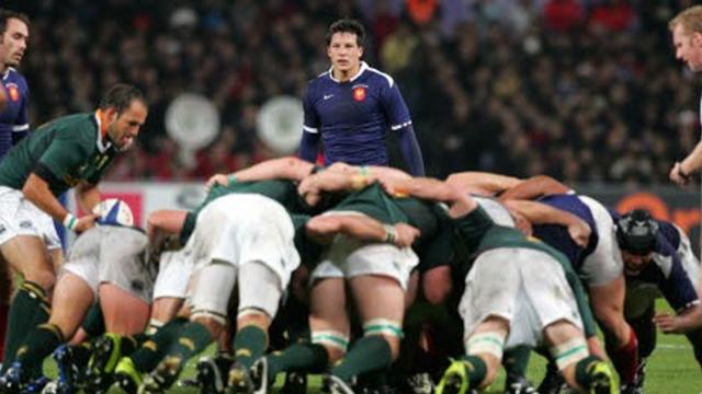 - Rugby - Test Match