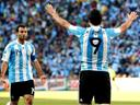 Higuain and Mascherano back for Argentina qualifiers