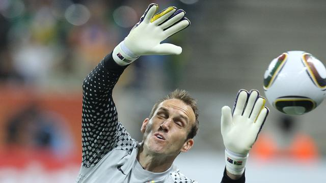Schwarzer lands award - Football - World Football