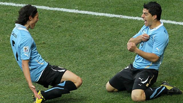Suarez, Cavani for Uruguay - Olympic Games - London 2012