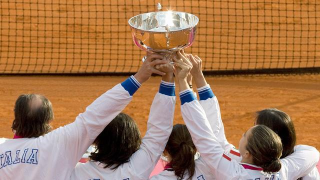 San Diego gets Fed Cup final