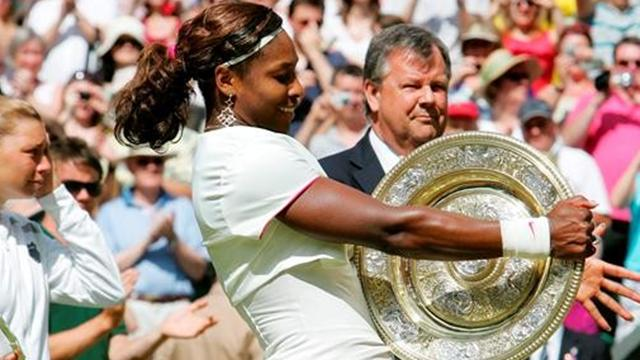 Serena happy to do it her way