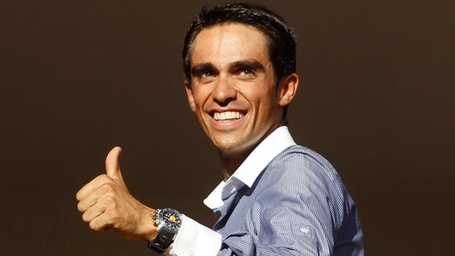 Contador joins Saxo Bank - Cycling