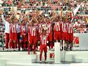 Bayern win Supercup