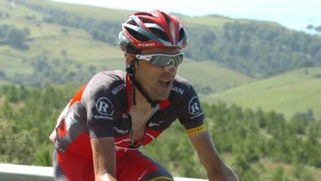 Zubeldia claims French win - Cycling